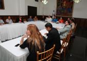"""Presentación Proyecto """"Quioscos Inclusivos"""" Salón Paz del Palacio de Las Garzas"""