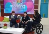 Presentación en Telemetro TV