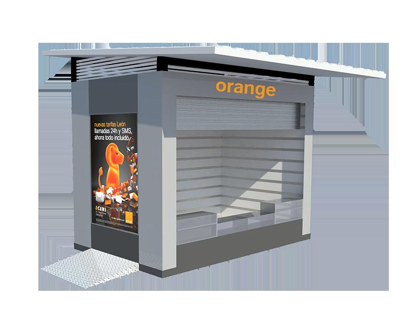 Kioscos kioscos inclusivos for Sillas para kiosco